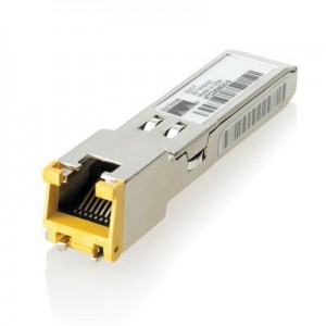 378928-B21, Трансивер Cisco HP Ethernet RJ-45 1GbE 100 м C-SFP Transceiver (378928-B21)