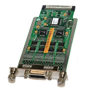 HP 8-port Asynchronous Serial Interface SIC Router Module JF281A