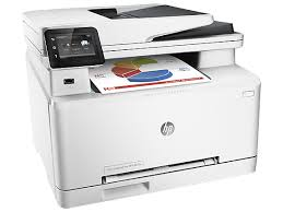 B3Q10A HP МФУ Лазерный Color LaserJet Pro MFP M277n A4, Printer/Scanner/Copier/Fax /ADF (B3Q10A)